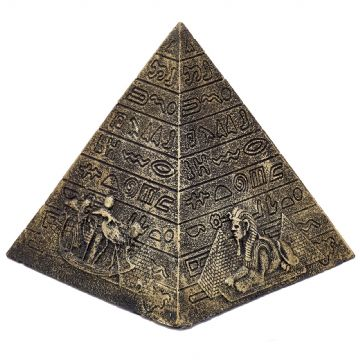 Pet Ting Ancient Egyptian Pyramid Ornament